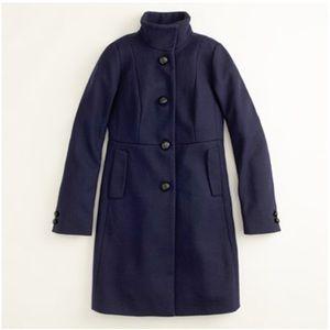 NWT J. Crew Carlin Wool Coat